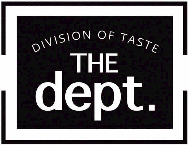 THE dept. | division of taste